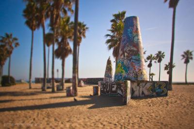 Graffiti Pit, Venice Beach