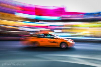 Hyperdrive, New York City