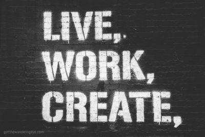 Live Work Create, New York City