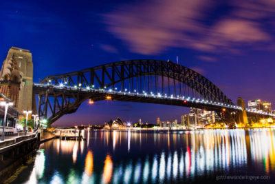 Shine Bright, Sydney