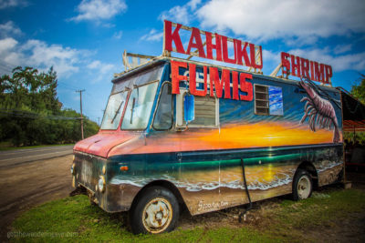 Shrimp Truck, Hawaii