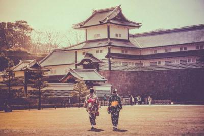 Stepping Back in Time, Kanazawa