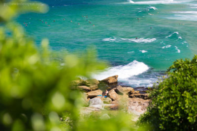 Summer Solitude, Maroubra Beach
