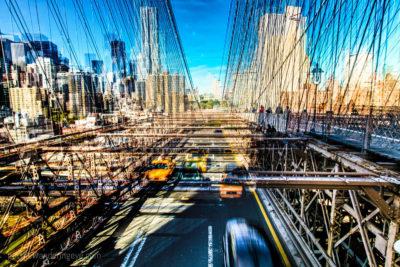Crossroads, Brooklyn Bridge