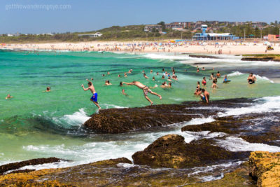 Dive Into Summer, Maroubra Beach