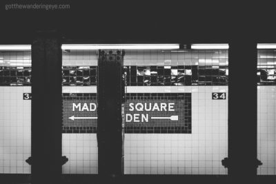 Mad Square Den, New York City