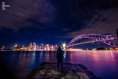 Vivid Dreams, Sydney